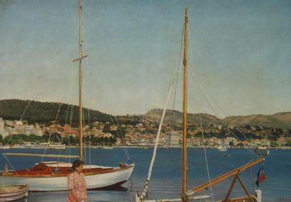 ÉCOLE FRANÇAISE C. 1940