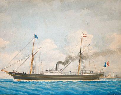 ROUX louis (1817-1903)