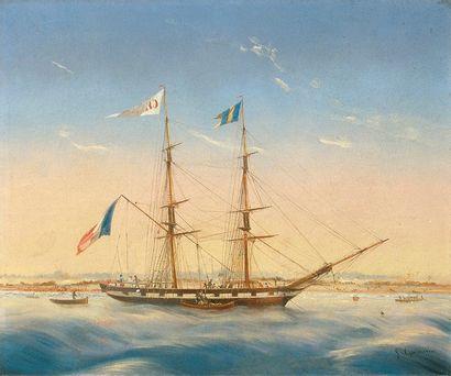 GAMAIN louis (1803-1871)