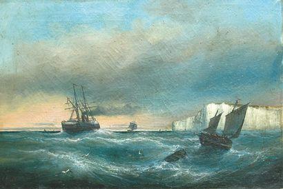 ÉCOLE FRANÇAISE XIXe siècle