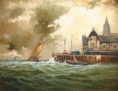HIRTZ Albert XIXe -XXe siècle
