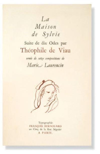 LAURENCIN - Théophile de Viau La Maison de...