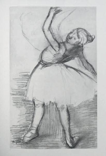 DEGAS - Paul Valery Degas-danse, dessin,...