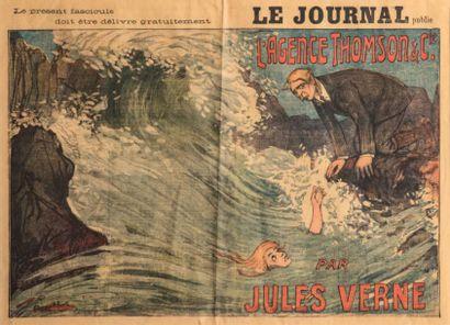 * [Afrique] L'Agence Thompson & Cie par Jules...