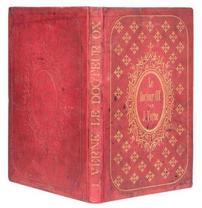 * Flandres] Le Docteur Ox par Jules Verne....