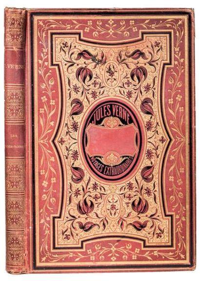* [Écosse] Les Indes-Noires par Jules Verne....