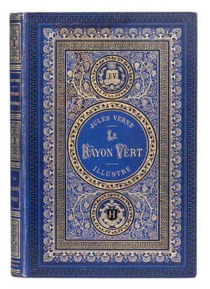 * [Écosse] Le Rayon vert par Jules Verne....