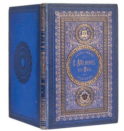 * [Grèce] L'Archipel en feu par Jules Verne....