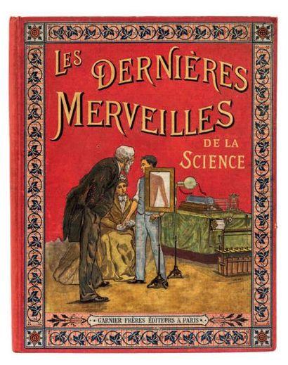 Les Dernières Merveilles de la Science par...