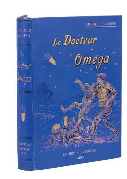 Le Docteur Oméga/Aventures fantastiques de...