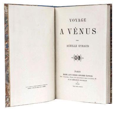 Voyage à Vénus par Achille Eyraud. Paris,...