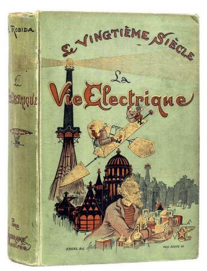 Le Vingtième Siècle/La Vie électrique par...