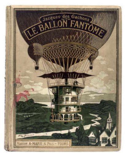 Le Ballon fantôme par Jacques des Gachons....