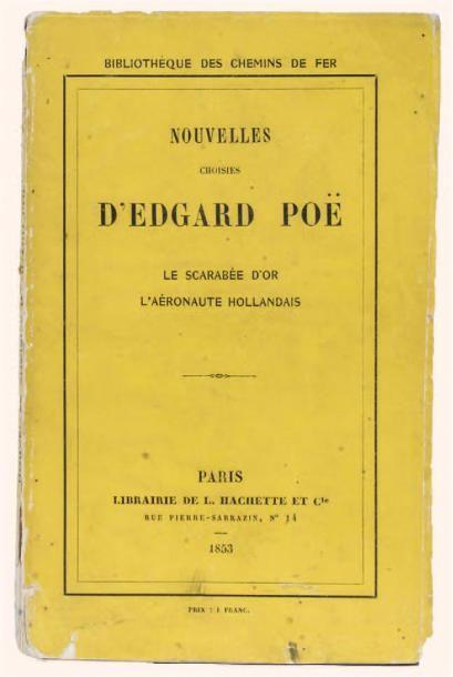 Nouvelles choisies d'Edgar Poë/Le Scarabée...
