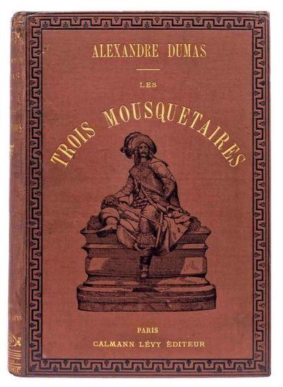 Les Trois Mousquetaires par Alexandre Dumas....