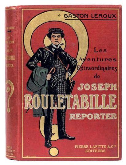 Les Aventures Extraordinaires de Joseph Rouletabille...