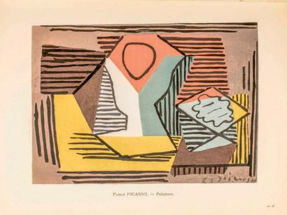 ART CUBISTE - Guillaume Janneau, L'art cubiste...