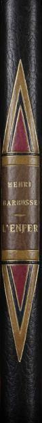 [CHIMOT (Edouard)] - BARBUSSE (Henri). L'Enfer....