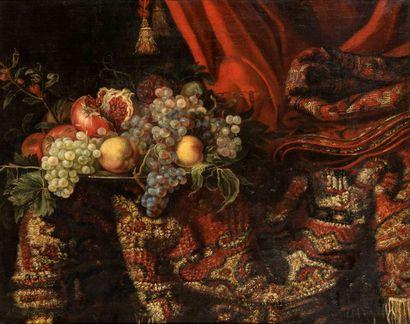 Jacques HUPIN (Ecole française, actif vers 1650 - 1680)