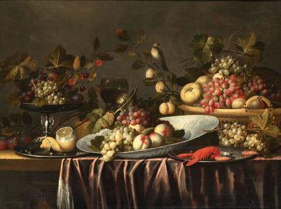 Joris VAN SON (Anvers 1623-1667)