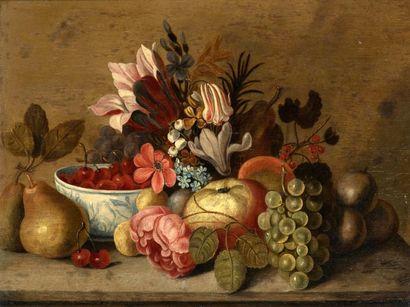 Attribué à Jakob MARELLUS (Frankenthal 1614 - Francfort-sur-le-main 1681)