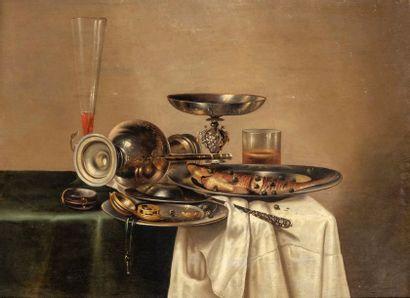 Attribué à Cornelis MAHU (Anvers c. 1613 - 1689)