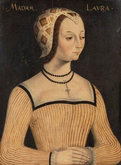 Ecole anglaise vers 1600