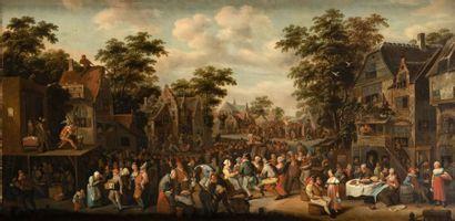 Egbert I VAN HEEMSKERK (Haarlem 1634/1635-Londres 1704)