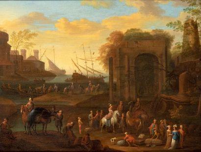 Jean Baptiste VAN DER MEIREN (Anvers 1664-1708)