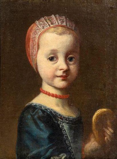 Attribué à Antonio AMOROSI (Comunanza 1660- Rome 1738)