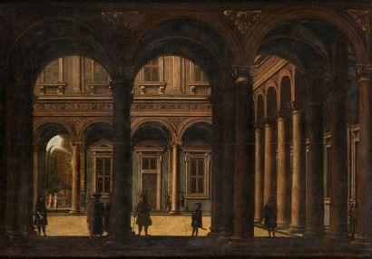 Attribué à Hans Jurrianensz van Baden (Steinbach, 1604-Amsterdam, 1663)