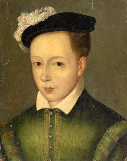Suiveur de François CLOUET (Tours, vers 1515-Paris, 1572)