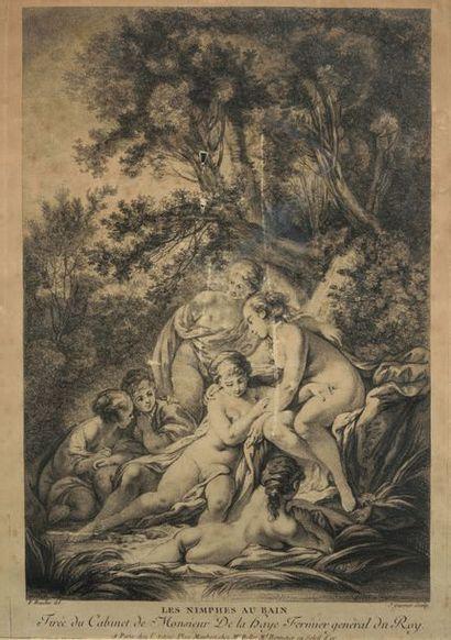 François BOUCHER (attribué à) (Paris 1703 - 1770)