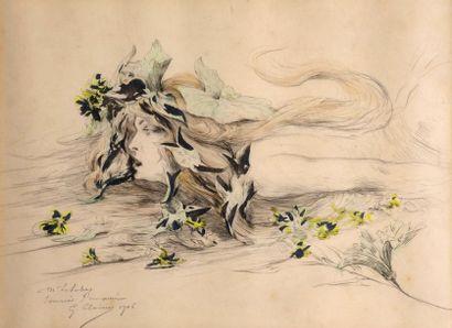 CLAIRIN Georges (1843 - 1919)