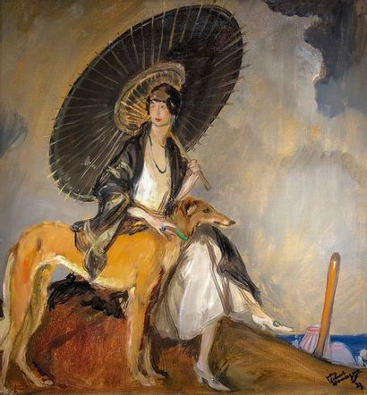 DOMERGUE Jean Gabriel (1889/1962)