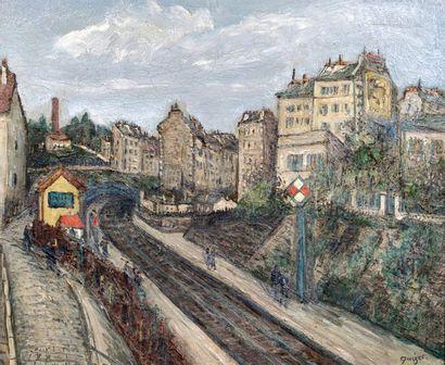 QUIZET Alphonse (1885-1955)