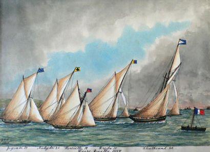 JAMES SCOTT MAXWELL (1845-1922)