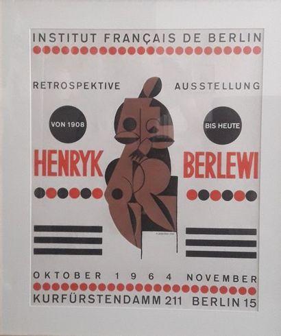 Henryk BERLEWI (1894-1967)