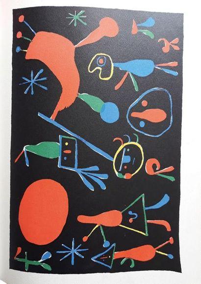 Max ERNST (1891-1976) - Fernand LEGER (1881-1955) - Joan MIRO (1893-1983)