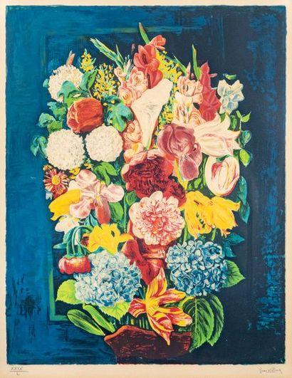 Moise KISLING (1891-1953) (d'après)
