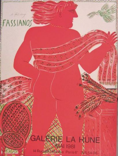 Alexandre Fassianos (1935-)
