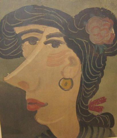 André Derain (1880-1954) (d'après)