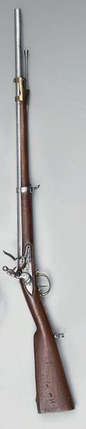 Mousqueton à silex de grosse cavalerie modèle...