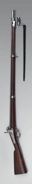 Fusil à percussion de voltigeur modèle 1842...