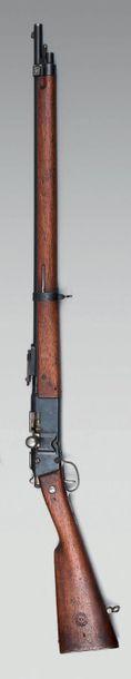 Fusil d'infanterie de marine à répétition...