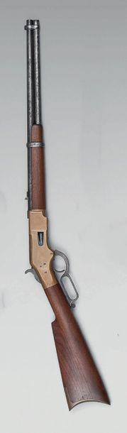Carabine Winchester modèle 1866, canon de...