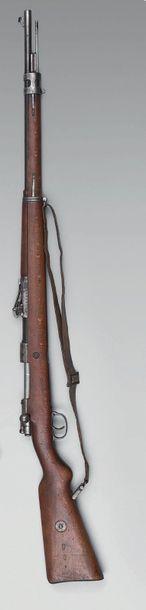 Fusil Mauser modèle 1898, GEW. 98, à répétition...
