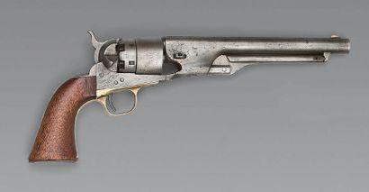 Revolver à percussion Colt army 1860, canon...