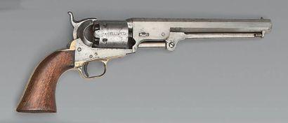 Revolver à percussion Colt Navy 1851, canon...