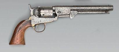 Revolver Colt à percussion de type 1851,...